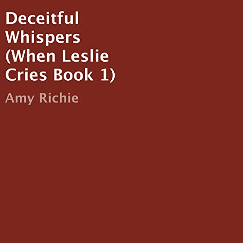 Deceitful Whispers audiobook cover art