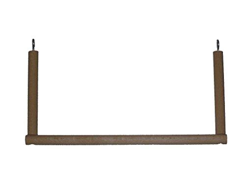 pipano 28 cm breite Vogelschaukel 12 mm Durchmesser, Schaukel, Wellensittich, Kanarienvogel, VB1228