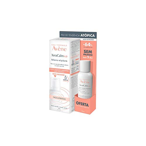 Avène Xeracalm A.d Crema De Embalaje 200ml + Aceite Limpiador 100ml