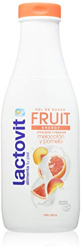 Lactovit - Gel de Ducha Hidratante Fruit Energy Vitalidad y Frescor con...