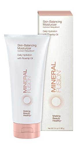 Mineral Fusion Facial Moisturizer, Skin-Balancing, 3.4 Ounce by Mineral Fusion