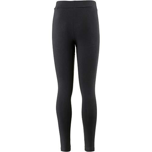 PUMA Pantalones para niñas, Niñas, Pantalones, 851764, Color Negro, 140