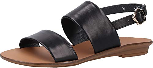 Paul Green 7203 Damen Sandalen Schwarz, EU 40