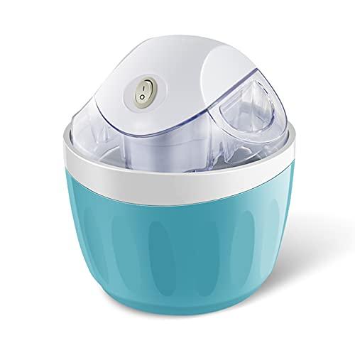 BANYANU Heladeras Hacer, 1L Máquina para Hacer Helados Máquina para Hacer Helados En Casa Haga Deliciosos Sorbetes De Helado Y Una Máquina para Hacer Yogurt Congelado para