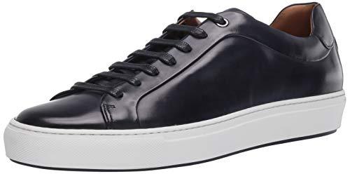 BOSS HUGO BOSS Men's Sneaker, Dark Blue, 10 M US