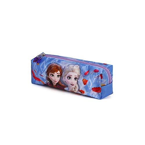 Frozen 2 Journey-Astuccio Portatutto Quadrato