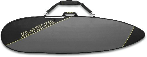 Dakine Daylight Deluxe Thruster Bag, Charcoal, 6-Feet 6-Inch