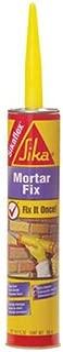 SIKA Corporation 187784 Sikaflex Mortar Fix, 10.1 fl. oz, Limestone Sealant, 10-Ounce