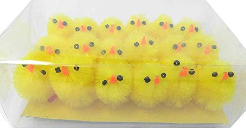 18 Polluelos de Pascua