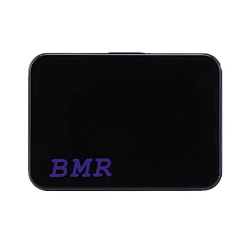 BMRMusicTechnology - A2DP - Récepteur audio Bluetooth 2-en-1 - adaptateur pour haut-parleurs Bose et autres, autoradio auto/moto avec station d'accueil 30 broches et entrée audio auxiliaire 3,5 mm - portée sans fil jusqu'à 22,8 m