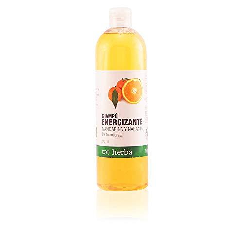 Tot Herba Champú Energizante Mandarina y Naranja - 500 ml