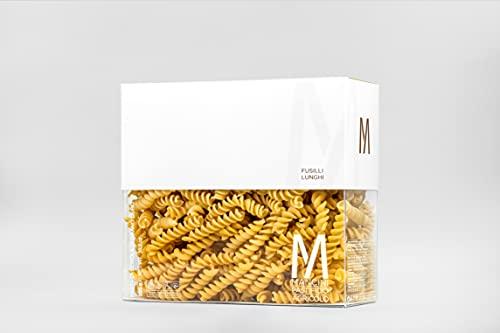 Mancini Pastificio Agricolo - Fusilli Lunghi 3 kg (3 confezioni da 1 kg)