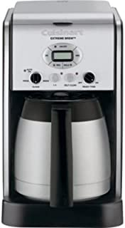Cuisinart Premier Coffee Series Extreme Brew 10-Cup Thermal Programmable Coffeemaker, 1.0 CT