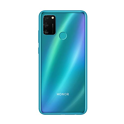 Honor 9A (Phantom Blue, 3GB RAM, 64GB Storage, 13MP Triple Camera)- Apps Available in Petal Search