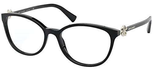 Brillen Gafas de Vista Bvlgari FIOREVER BV 4185B BLACK 54/17/140 Damen
