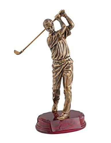 Trofeo Jugador de Golf estatuilla Lanzamiento acción cod.EL31648 cm 24,4h by Varotto...