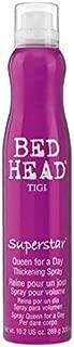 TIGI Bed Head Superstar Queen for A Day Thickening Hair Spray, 10.2 Ounce