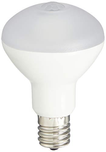 OHM LED電球 レフランプ形 E17 40形相当 人感・明暗センサー付 電球色 LDR4L-W/S-E17 9