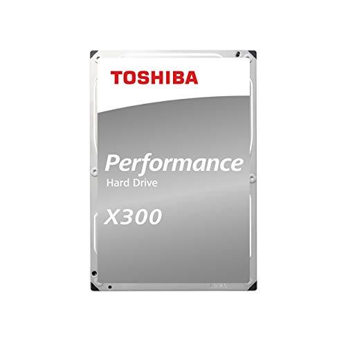 Toshiba X300 3.5 Zoll 14000 GB Serial ATA III - Interne Festplatten (3.5 Zoll, 14000 GB, 7200 RPM)