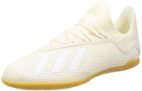 adidas Unisex-Kinder X Tango 18.3 IN J Futsalschuhe, Mehrfarbig (Casbla/Negbás/Dormet 0), 36 2/3 EU