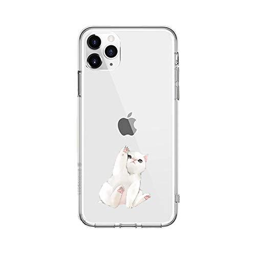 Custodia per iPhone XR Biancaneve Principessa per Cover iPhone 11 Pro Max Soft TPU per Capa iPhone SE 5S 6 6S 7 8 X XS Max Case-378-Per iPhone 7 8