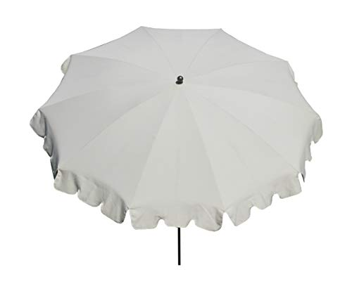 Maffei Art 85 Allegro Parasol de Design, Diamètre cm 280/10. Made in Italy