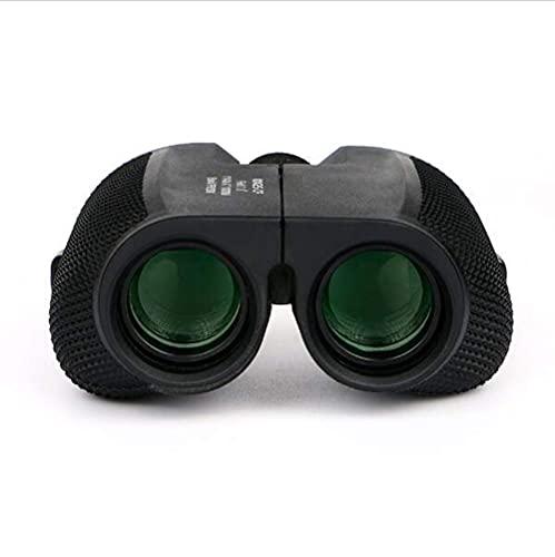 LNHJZ Outdoor-Sport Survival Camping Fernglas Tasche Hochleistungstasche Vogelbeobachtungskonzert Teleskop Schwarz