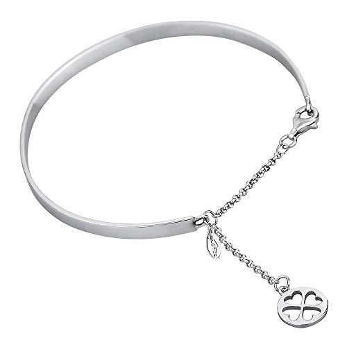 Lotus Silver Pulsera con corazones LP1530-2/1 de plata 925 para mujer JLP1530-2-1