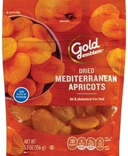 Gold Emblem Dried Mediterranean Apricots