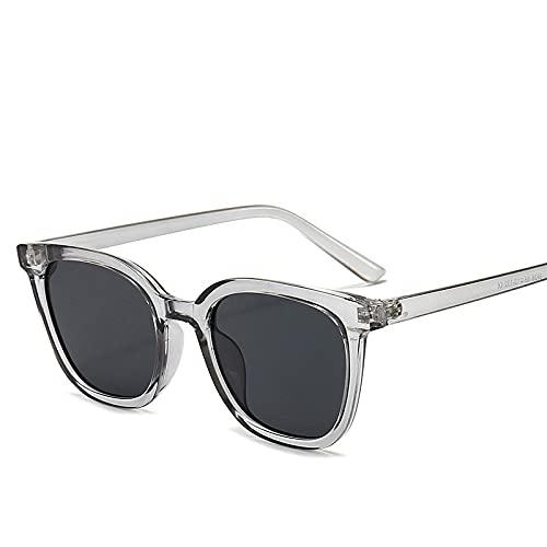 ZHAO Gafas De Sol Polarizadas, Gafas De Sol Retro, Gafas De Sol Polarizadas, Gafas De Sol Redondas