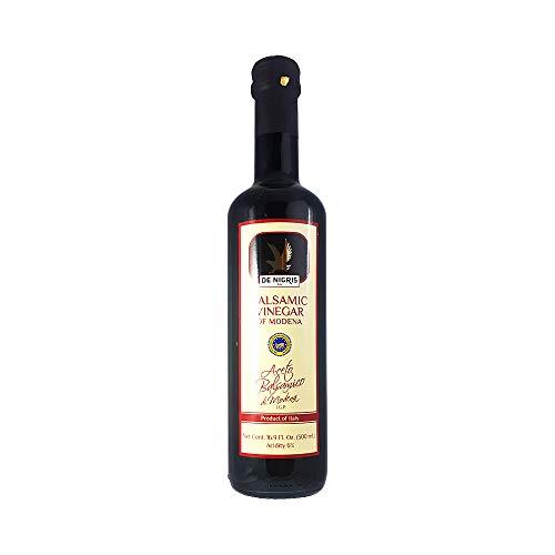 De Nigris Balsamic Vinegar, 500ml, Product of Italy