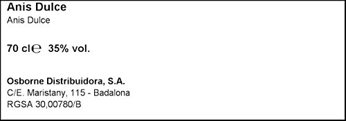 Vicente Bosch – Anis del Mono Dulce - 4