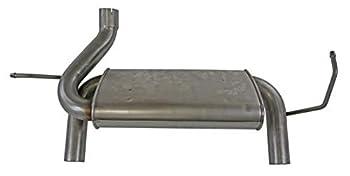 Dynomax Super Turbo 53804 Exhaust Muffler