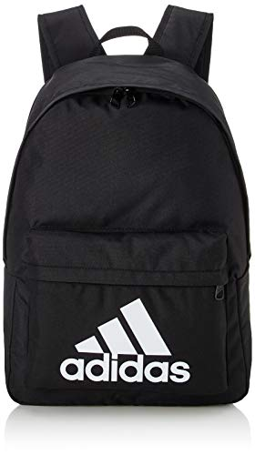 adidas Classic BP Bos Sports Backpack, Unisex Adulto, Black/White, NS