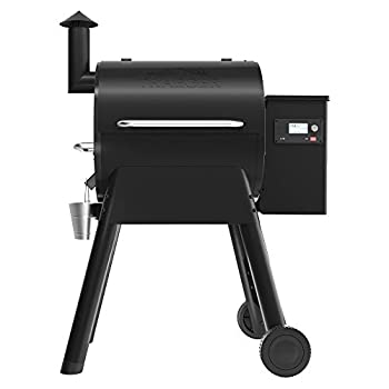 Traeger Grills Pro Series 575 Wood Pellet Grill and Smoker Black