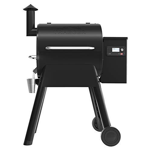Traeger TFB57GLEO Pro Series 575 Grill, Smoker, Black