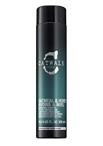 Tigi CATWALK Oatmeal und Honey Shampoo, 1er Pack (1 x 300 ml)