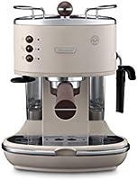 De'Longhi Icona Vintage ECOV 311.BG Macchina da Caffè Espresso Manuale e Cappuccino, Caffè in Polvere o in Cialde E.S.E.,...