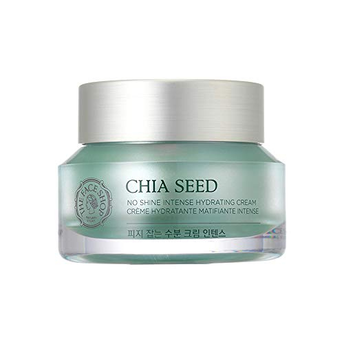 The Face Shop Chia Seed No Shine Intense Hydrating...