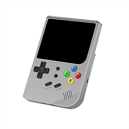 bysonice Retro Game 300, RG300, Retro Game Portátil de 16G Interno, Video portátil de 3 Pulgadas Mini Consola de Juegos pequeña Mini Reproductor de Juegos portátil de Bolsillo