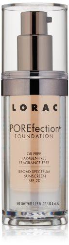 LORAC POREfection Foundation, PR4-Light Medium, 1.12 Fl Oz