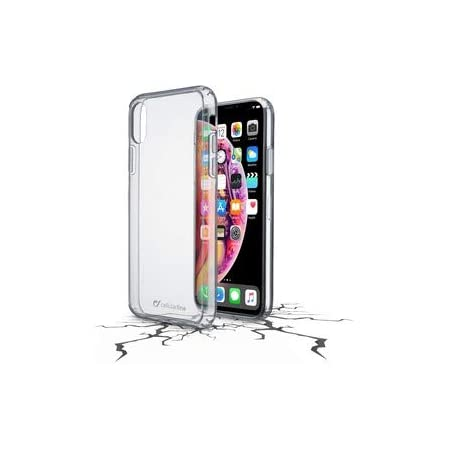 cellularline Clear Duo - iPhone XS/X: Amazon.it: Elettronica