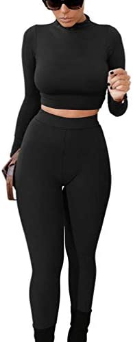 2 piece outfit pants and crop top _image2