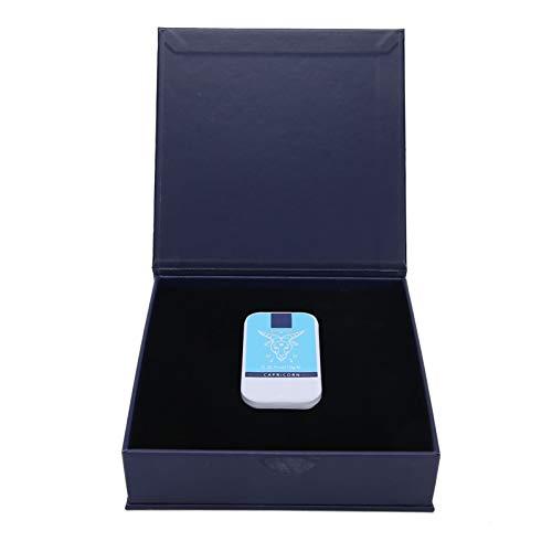 Bálsamo de fragancia ligera de perfume sólido para uso en maquillaje para uso doméstico(Capricorn)