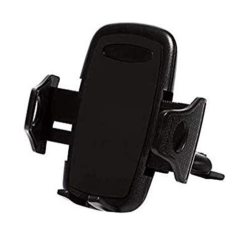 picK-me Supporto Smartphone per Auto, Supporto CD Slot Porta Cellulare Auto, Rotazione a 360 °, Compatibile con Maggior Parte dei Telefoni iPhone e Android da 4,0-6,5 Pollici