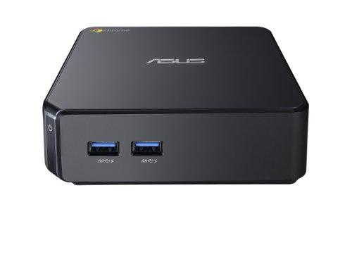 ASUS Chromebox CHROMEBOX2-G072U Mini ordinateur de bureau (1,7 GHz, Intel Celeron, 3215U, BGA 1168, 2 MB, L3 Bleu