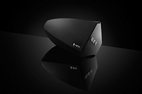 DenonHEOS3ポータブルネットワークスピーカー縦横置き仕様/Wi-Fi/Bluetooth/ハイレゾ音源対応ブラックHEOS3HS2-K