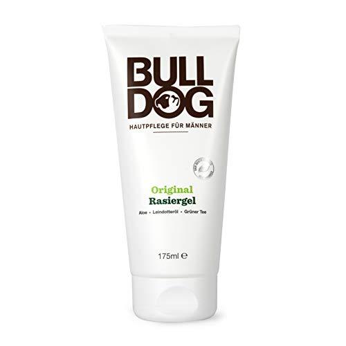 Bulldog Original Rasiergel Herren, 1er Pack (1 x 175 ml)
