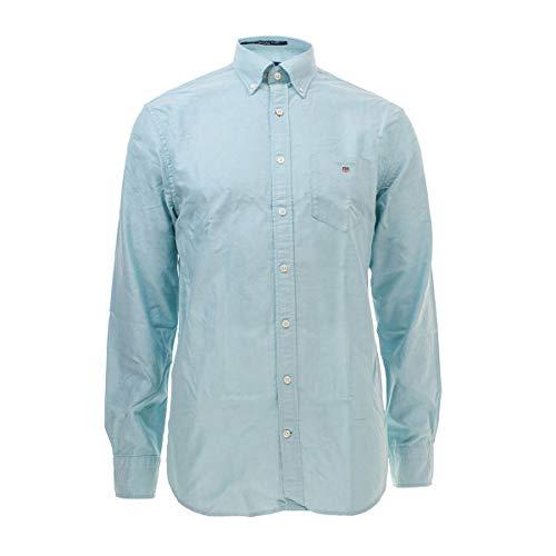 GANT Reg Oxford BD Camisa para Hombre