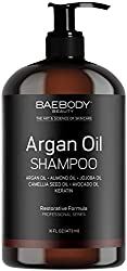 argan shampoo for hair loss